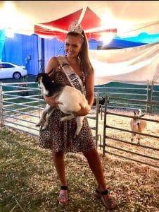 Miss Jessamine County Fair 2019 Sydney Poor